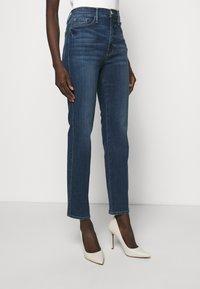 Frame Denim - LE SYLVIE SLENDER - Straight leg jeans - stallion - 4