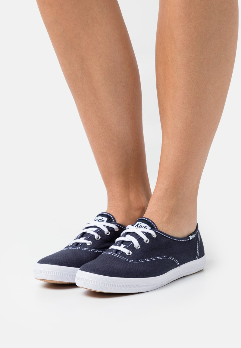 Keds - CHAMPION  - Trainers - navy
