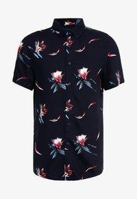 New Look - GILI FLORAL  - Skjorter - blue pattern - 3