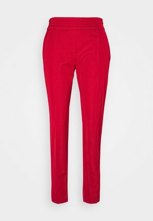 HIMERLE - Trousers - medium red
