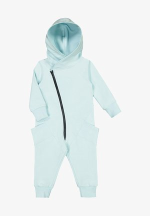 Jumpsuit - baby blue black