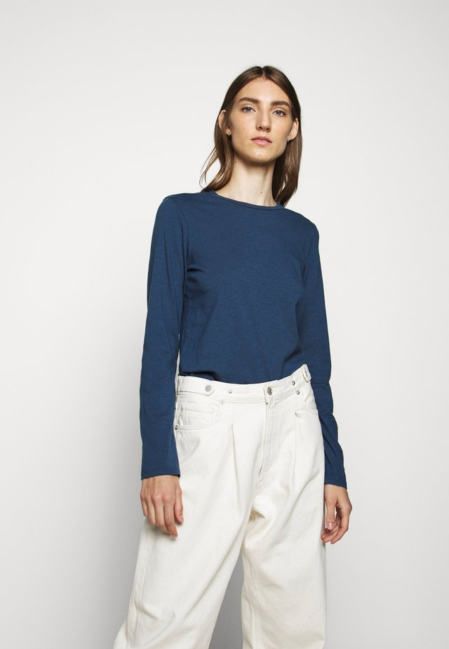 WOMEN´S - Topper langermet - archive blue