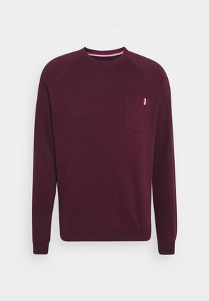 Sweatshirt - bordeaux