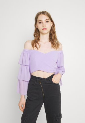 MARTHA - Blouse - lilac