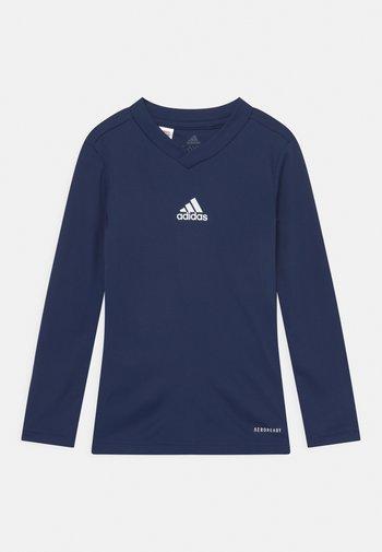 TEAM BASE UNISEX - Sports shirt - dark blue