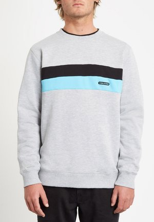 Sweatshirt - heather_grey