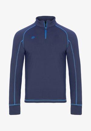 GORNER - T-shirt à manches longues - bluemoon blue river
