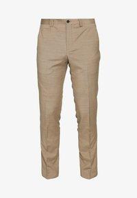 Viggo - OSTFOLD TROUSER - Kalhoty - brown - 4