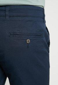 Selected Homme - SLHSTRAIGHT PARIS - Shorts - dark sapphire - 5