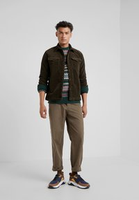 Barbour - OVERSHIRT - Shirt - olive - 1