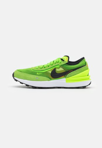 WAFFLE ONE  - Trainers - electric green/black/mean green/hyper crimson