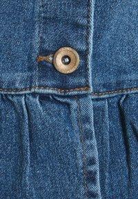 ONLY Petite - ONLALLY FRILL JACKET - Denim jacket - medium blue denim - 2