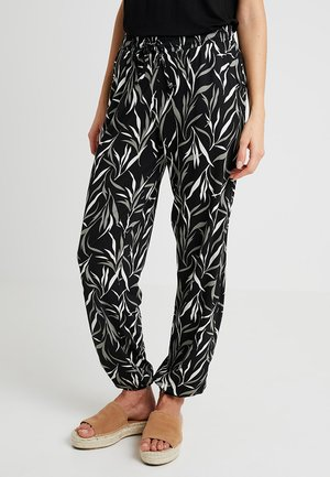 Beach accessory - black/white/grey