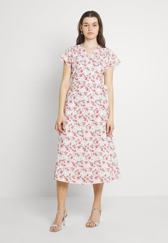 Sukienka letnia - offwhite