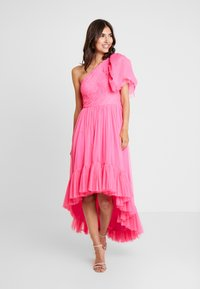 Lace & Beads - ANASTASIA MAXI - Occasion wear - fuschia - 0