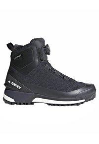 adidas Performance - TERREX CONRAX BOA CLIMAHEAT CLIMAPROOF - Hikingschuh - black - 5