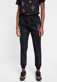 Desigual - DENIM_ISTAMBUL - Pantalon de survêtement - blue - 0