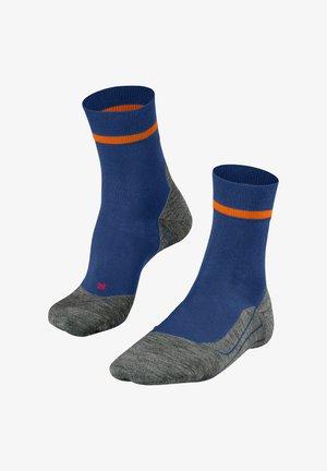 RU4 - Sports socks - blue/orange