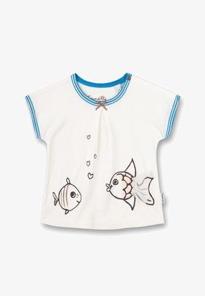 KIDSWEAR - WATER WORLD - T-shirt print - beige