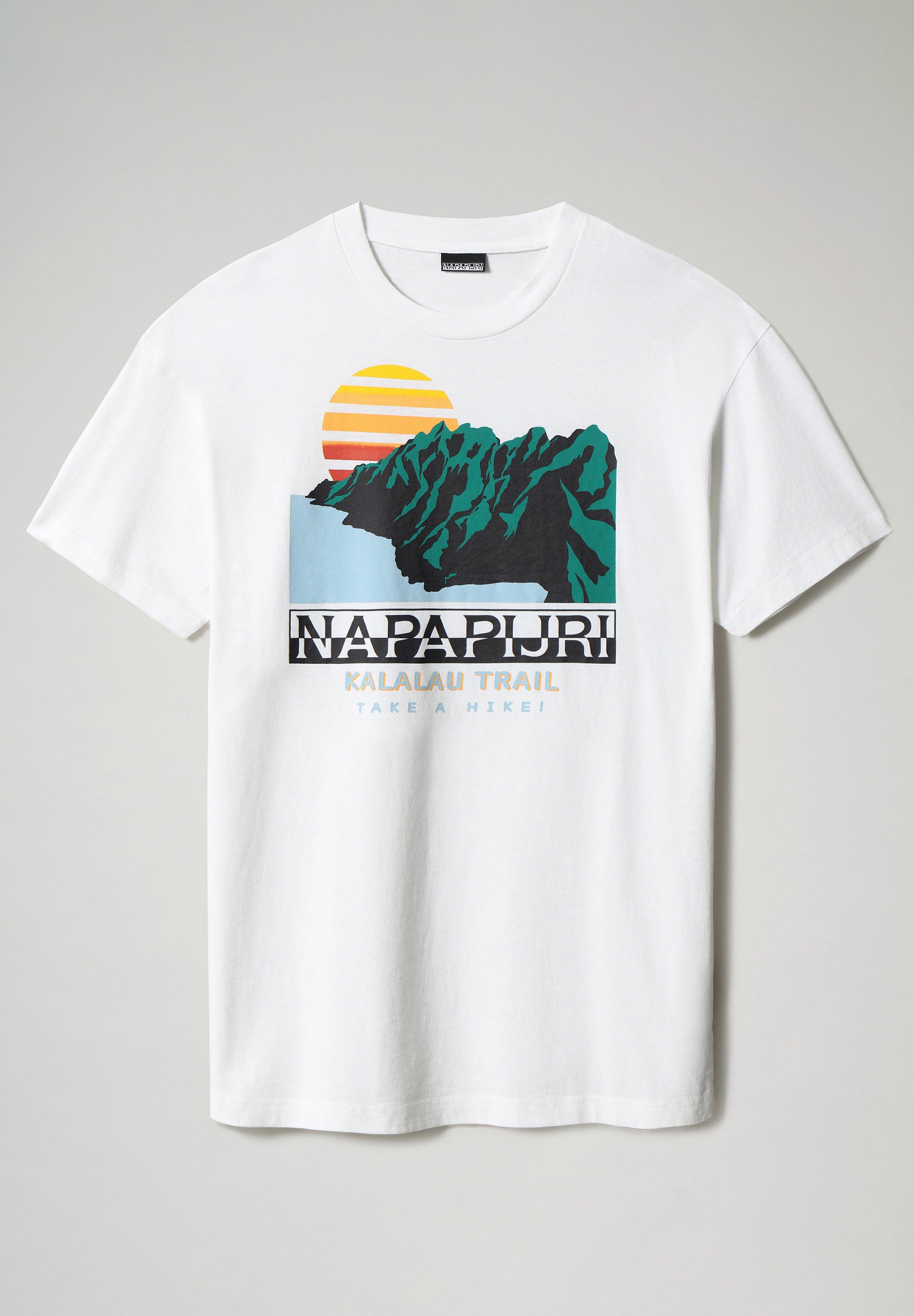 Homme S-ALHOA - T-shirt imprimé
