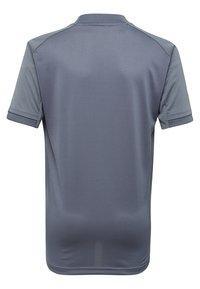 adidas Performance - DEUTSCHLAND DFB TRAINING SHIRT - Club wear - onix - 1