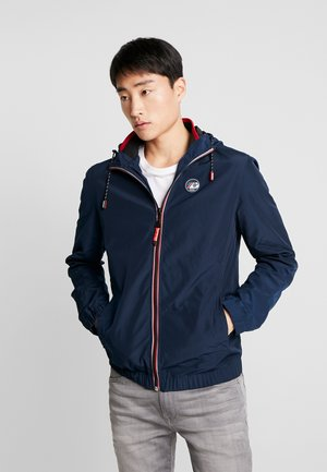 Summer jacket - deep navy