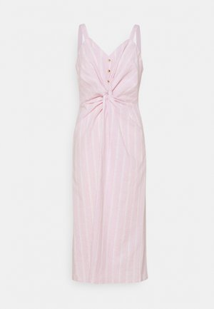 TULIA DRESS - Day dress - fragrant lilac, stripe