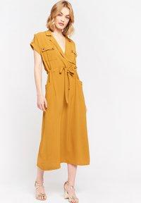 LolaLiza - Day dress - ocher - 0