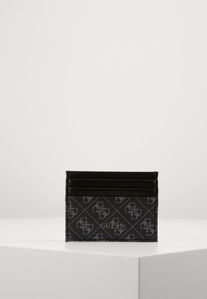DAN LOGO CARD CASE - Wallet - black