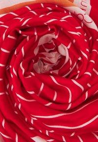 Calvin Klein - SCARF - Foulard - red - 2