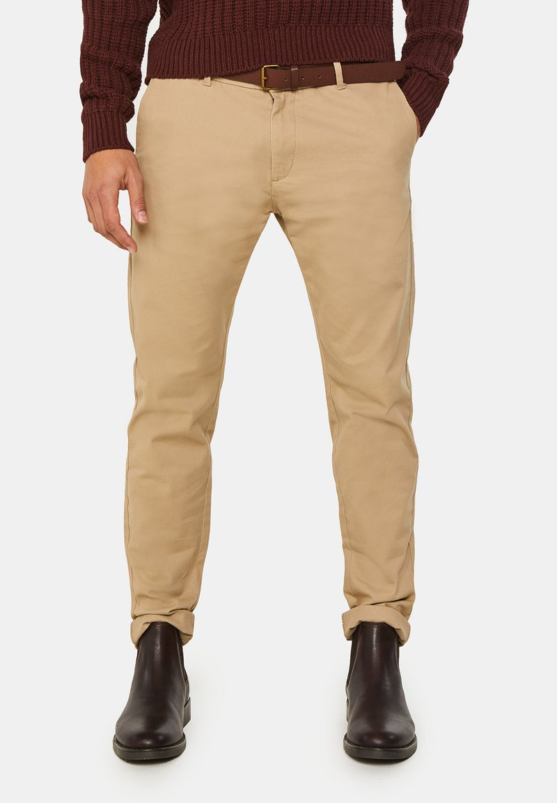 WE Fashion - EFFEN - Chino - beige