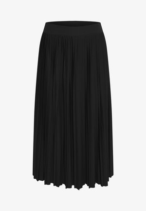 IHWIMSY - A-line skirt - black b