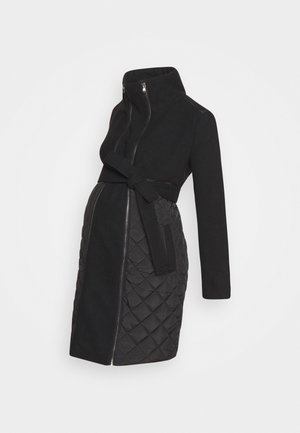 NEW GIGGI - Manteau court - black