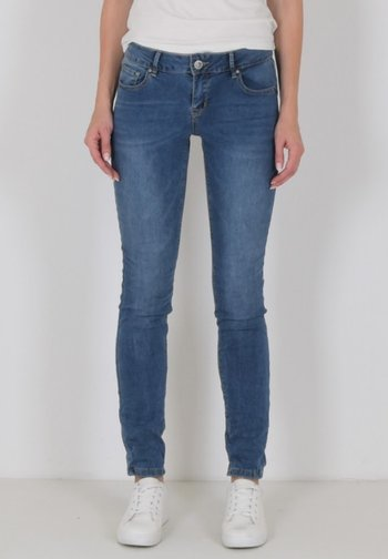 ITALY  - Slim fit jeans - light stone