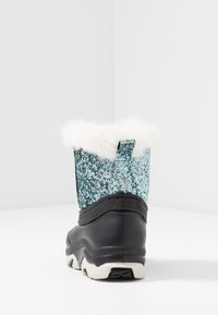 Friboo - Winter boots - black/turquoise - 4