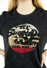 Superdry - Print T-shirt - noir - 3