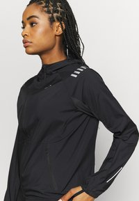ASICS - LITE SHOW JACKET - Sports jacket - performance black/graphite grey - 3