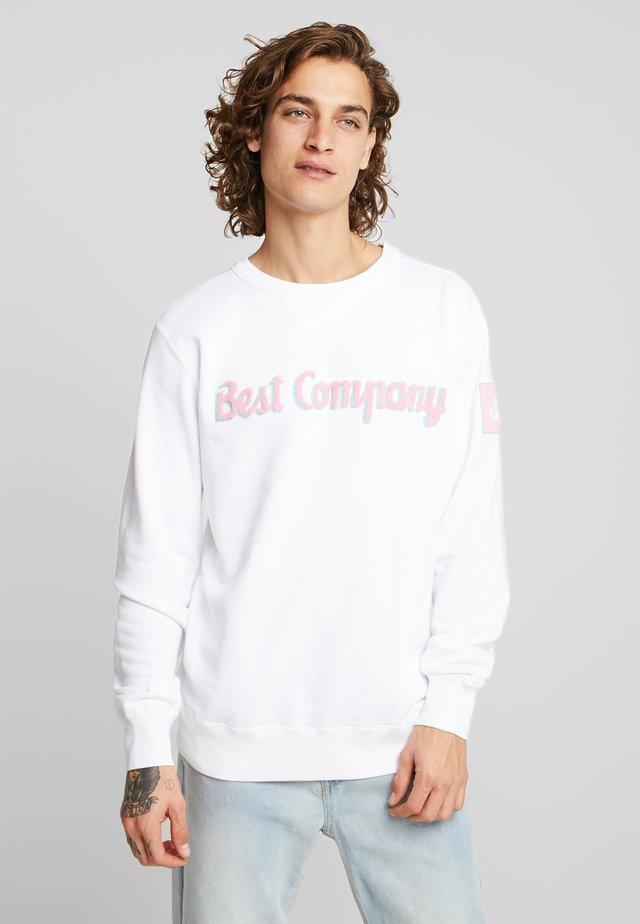 CLASSIC  - Sweatshirt - bianko