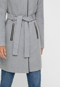 Vero Moda - Short coat - light grey - 3