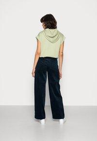 Résumé - GANILLA PANT - Relaxed fit jeans - navy - 2