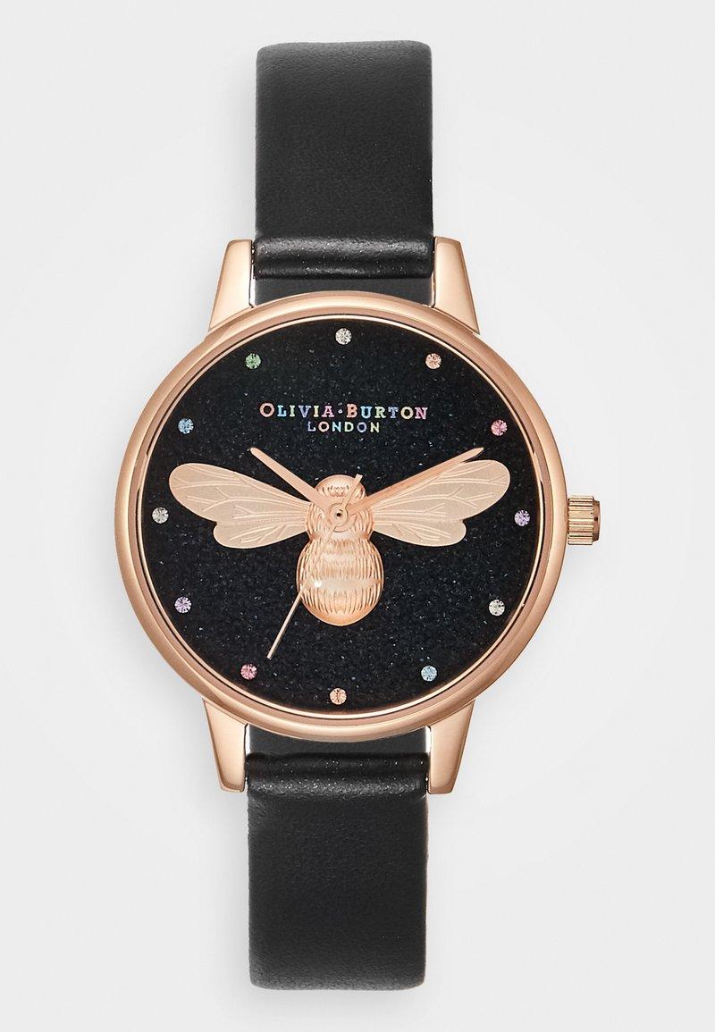 Olivia Burton - RAINBOW - Watch - black
