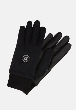 ELLA GLOVE WITH LOGO - Rukavice - black