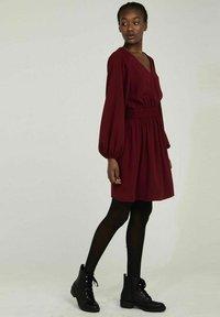 NAF NAF - Day dress - red - 1