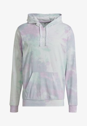 Bluza - clear mint/clear lilac/white