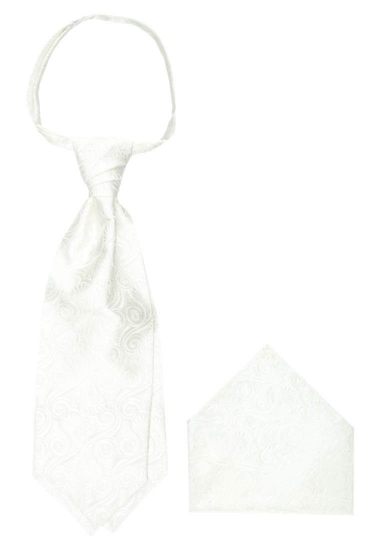 Wilvorst - Plastron - Tie - offwhite