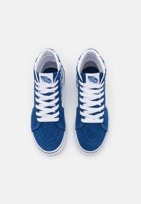 Vans - SK8 UNISEX - High-top trainers - true blue/true white - 3