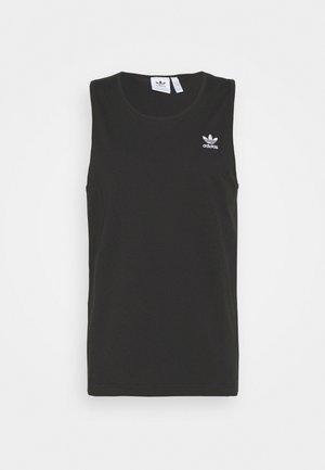 ESSENTIALS TANK UNISEX - Top - black