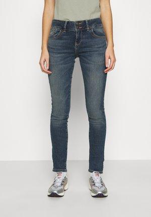 Slim fit jeans - noire wash