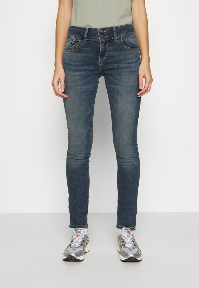 Slim fit jeans - noire wash