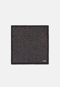 HUGO - POCKETSQUARE - Pocket square - black - 2